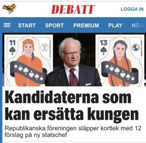 Debattartikel i Expressen
